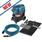 Bosch GAS35MAFC 74Ltr/sec Wet & Dry Dust Extractor 240V