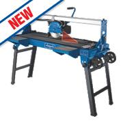 Scheppach FS3600 900W 920mm Bench-Mounted Sliding Wet Tile Saw 230V