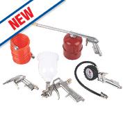 Air Tool Spray Kit 5 Pieces