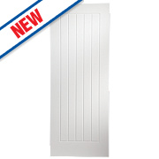 Jeld-Wen Newark Cottage Interior Fire Door Primed 1981 x 838mm