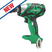 Hitachi WR18DSDL/W4 18V Li-Ion Cordless Impact Wrench - Bare