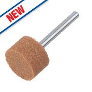 Dremel 8193 Aluminium Oxide Grinding Stones 15.9mm Pack of 2