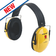 3M Optime I Folding Ear Defenders 28dB SNR
