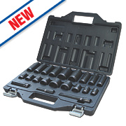 Erbauer Impact Socket Set 21 Piece Set