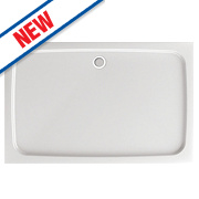 Aqualux Aqua 45 Rectangular Shower Tray 1200 x 800 x 45mm