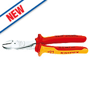 Knipex High Leverage Diagonal Cutting Pliers 200mm