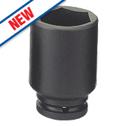 "Teng Tools 1"" Thin Wall Impact Socket 32mm"