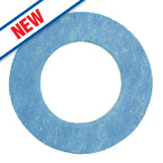 """Arctic Products Flexible Tap Connector Washers Blue ½"""" Pack of 10"""