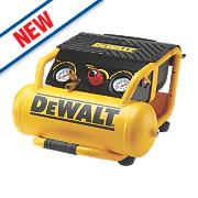 DeWalt DPC10RC-LX 10Ltr 2.2hp Compressor 110V