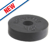 """Arctic Products Pegler Tap Washers Black ½"""" Pack of 5"""