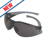 Site Avenger Smoke Lens Safety Specs