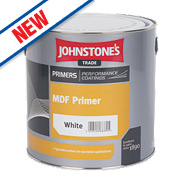 Johnstones Primer White 2.5Ltr