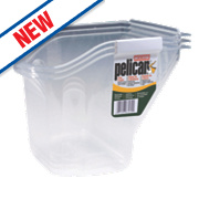 Wooster Pelican Hand-Held Paint Scuttle Inserts 0.95Ltr Pack of 3