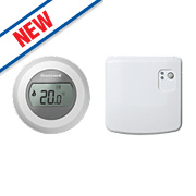 Honeywell Y87RF2024 Single-Zone Thermostat Mobile Compatible