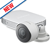 Samsung SNH-E6440BN Outdoor HD CCTV Camera