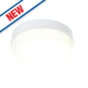 Saxby Neptune LED Microwave Bulkhead White 16W