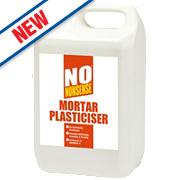 No Nonsense Liquid Mortar Plasticiser 5Ltr