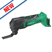 Hitachi CV18DBL/W4 18V Li-Ion Cordless Multi-Cutter - Bare