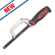 Forge Steel Mini-Hacksaw 10""