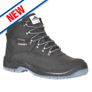 Steelite FW57 Safety Boots Black Size 12