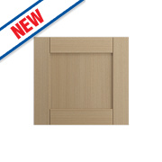 Oak Kitchens Shaker 600 Appliance Door 596 x 590mm