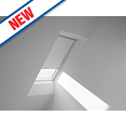 Velux Roof Window Blackout Blind Light Grey 550 x 980mm