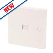 BT Secondary Telephone Socket White