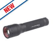 LED Lenser P14.2 Heavy Duty LED Torch 4 x AA