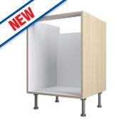 Oak Kitchen Pan Drawer Base Cabinet 600 x 570 x 880mm