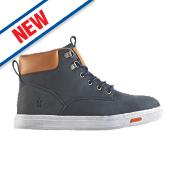 Scruffs Mistral Safety Boots Navy Size 10