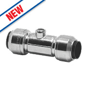 Tectite Sprint Push-Fit Isolating Valve 15mm
