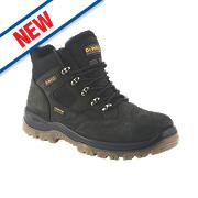 DeWalt Challenger Safety Boots Black Size 10