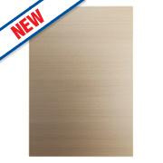 Oak Kitchens Slab 600 Appliance Door 596 x 590mm