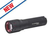 LED Lenser P7.2 LED Torch 4 x AAA