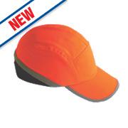 Portwest Hi-Vis Bump Cap Orange