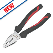 "Forge Steel Combination Pliers 180mm (7"")"