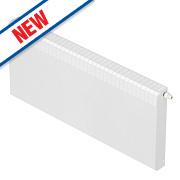 Barlo Double Panel Plus Low Surface Temperature Radiator White 870 x 1800mm