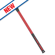 Forge Steel Fibreglass Sledge Hammer 10lb