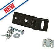 Squire Hasp & Staple 114mm