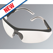 Cat Digger Clear Lens Safety Specs