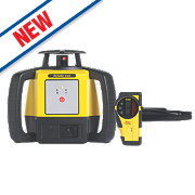 Leica Rugby 610 Self-Levelling Rotary Laser Level