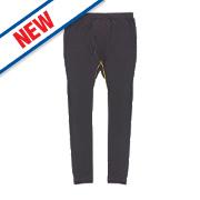 "Site Base Layer Trousers Black Large 36"" W 32"" L"