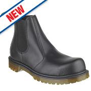 Dr Martens Icon 2228 Dealer Boots Black Size 4