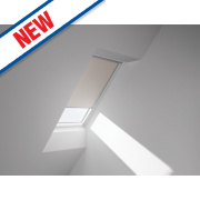 Velux Roof Window Black-Out Blind Sand 780 x 1180mm