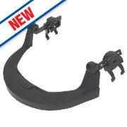 Centurion Connect Helmet Face Screen Carrier Black