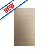 Oak Kitchens Slab 400 Base/Wall Door 396 x 732mm