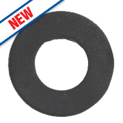 """Arctic Products Shower Hose Washers Black ½"""" Pack of 5"""