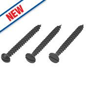 Easydrive Black-Coated Chipboard Screws Handy Pack Mixed Head Types Pk420