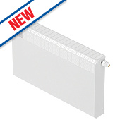 Barlo Double Panel Plus Low Surface Temperature Radiator White 670 x 900mm