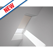 Velux Roof Window Blackout Blind Sand 550 x 980mm
